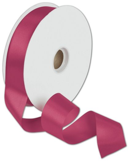 "Dyna Cyclamen Satin Ribbon, 1 3/8"" x 100 Yds"