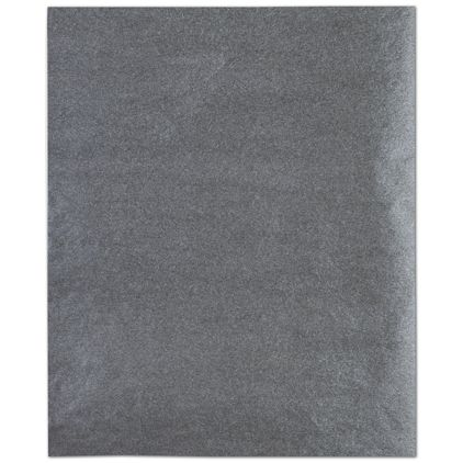 """Antique Silver Pearlesence Tissue Paper, 2-Sided, 20 x 30"""""""
