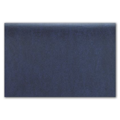 "Midnight Blue Pearlesence Tissue Paper, 20 x 30"""