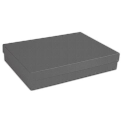 Slate Grey Jewelry Boxes, 7 x 5 x 1 1/4""
