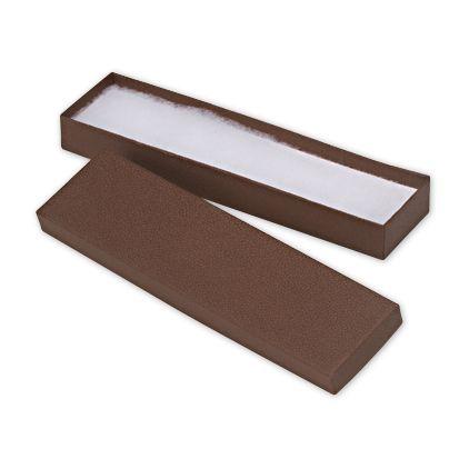 "Cocoa Jewelry Boxes, 8 x 2 x 7/8"""