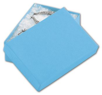 Blue Jazz Eco Tone Jewelry Boxes, 3 x 2 1/8 x 1