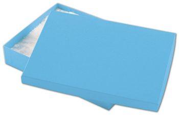 Blue Jazz Eco Tone Jewelry Boxes, 7 x 5 x 1 1/4