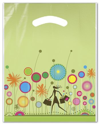 Celebration Merchandise Bags, 9 x 11 1/2