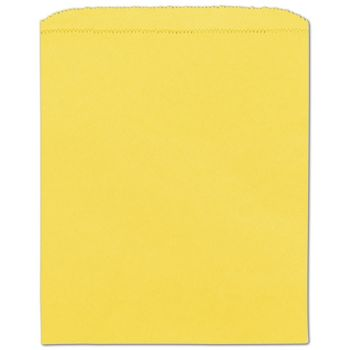 Sunbrite Paper Merchandise Bags, 8 1/2 x 11