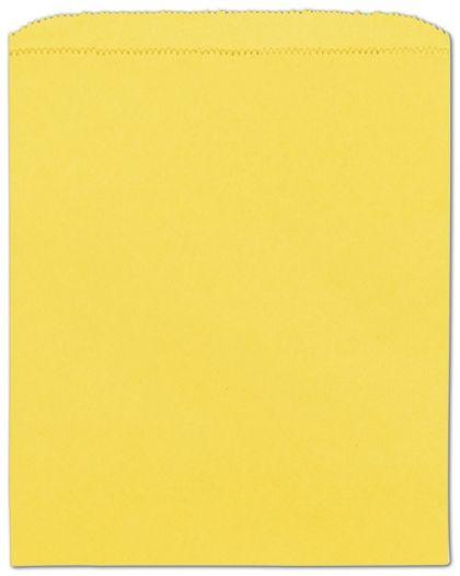 "Sunbrite Paper Merchandise Bags, 8 1/2 x 11"""