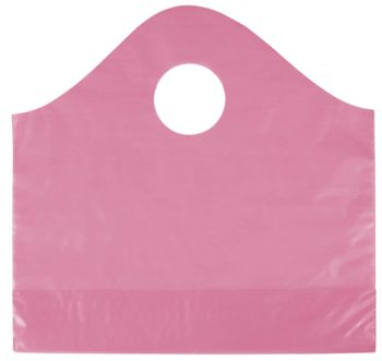 Berry Frosted Wave Merchandise Bags, 12 x 4 x 11
