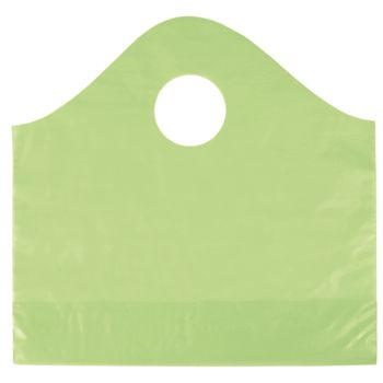 Citrus Frosted Wave Merchandise Bags, 12 x 4 x 11""
