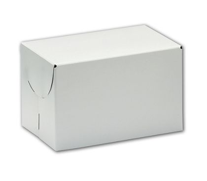 White Two-Piece Boxes, 22 x 16 x 2""