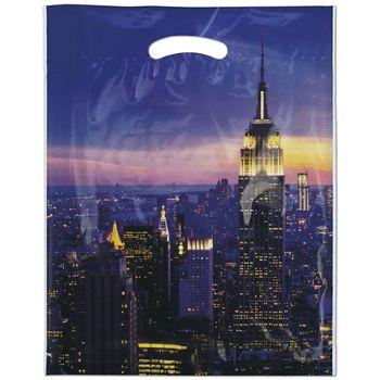 Empire Merchandise Bags, 12 x 16