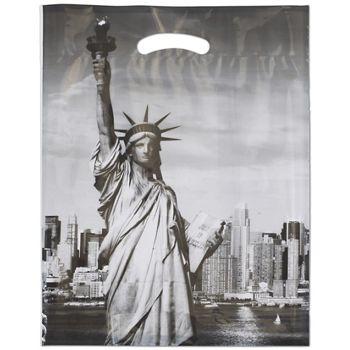 Liberty Merchandise Bags, 12 x 16