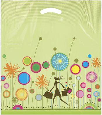 Celebration Merchandise Bags, 16 x 18