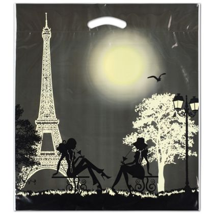 Paris Merchandise Bags, 16 x 18