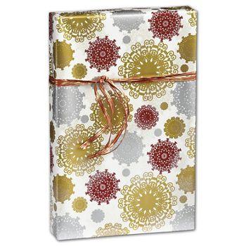 Snowfall Gift Wrap, 30