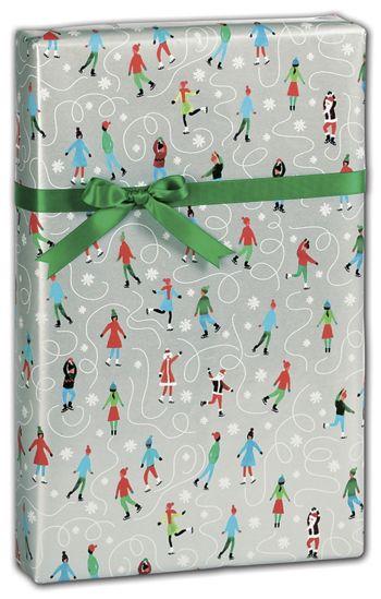 Icescapades Gift Wrap, 30