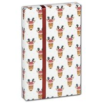 """Decked Out Deer Gift Wrap, 30"""" x 417'"""