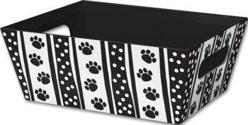 Polka Dot Paws Market Trays, 9 x 7 x 3 1/2