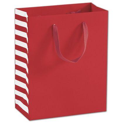 "Big Apple Red Manhattan Euro-Shoppers, 8 x 4 x 10"""