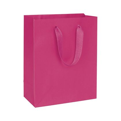 Fifth Avenue Fuchsia Manhattan Eco Euro-Shoppers, 8x4x10