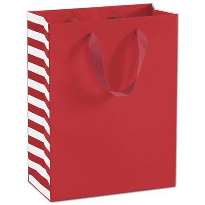 "Big Apple Red Manhattan Euro-Shoppers, 10 x 5 x 13"""