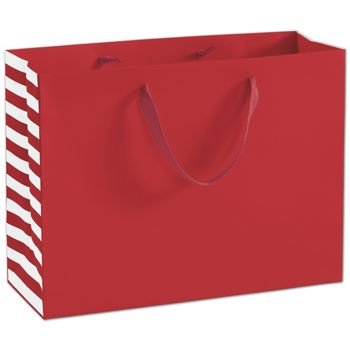 Big Apple Red Manhattan Euro-Shoppers, 16 x 6 x 12