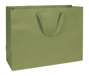 Greenwich Green Manhattan Eco Euro-Shoppers, 16 x 6 x 12