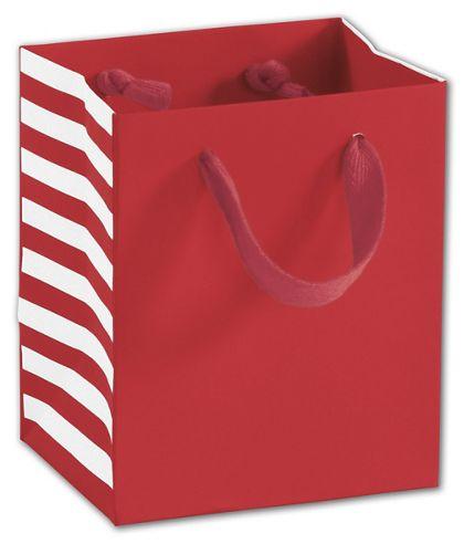 "Big Apple Red Manhattan Euro-Shoppers, 5 x 4 x 6"""
