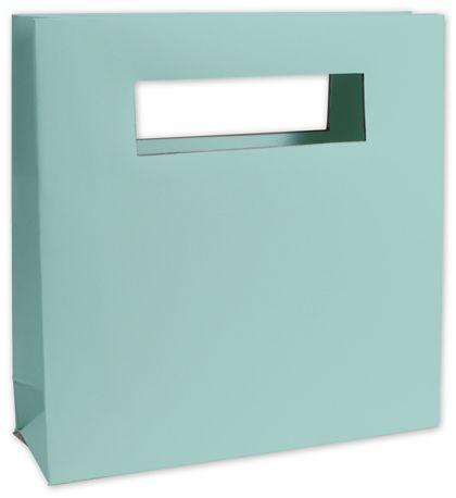 "Boogie Blue Mod Bag Mini Shoppers, 8 x 2 1/2 x 8"""