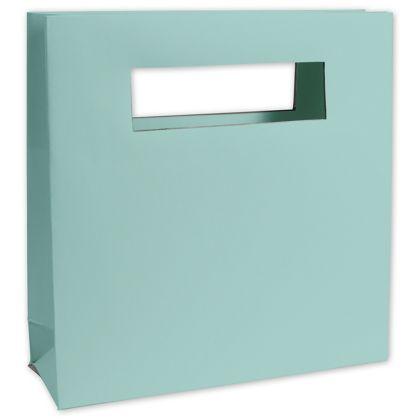 Boogie Blue Mod Bag Mini Shoppers, 8 x 2 1/2 x 8