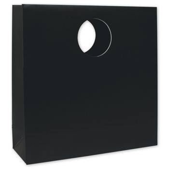 Black Out Mod Bag Medium Shoppers, 12 x 4 x 12