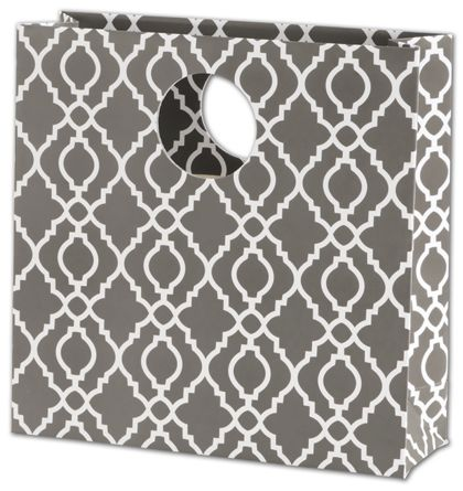 Trippie Trellis Mod Bag Medium Shoppers, 12 x 4 x 12""