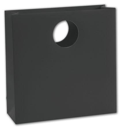 "Black Eco Mod Bags, 12 x 4 x 12"""