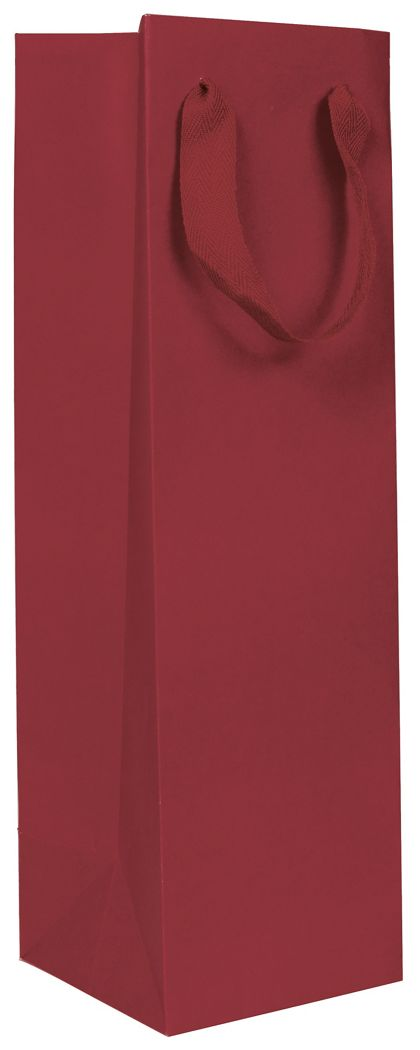 Radio City Red Manhattan Eco Euro-Shopper Wine Bottle Bags