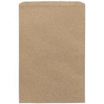 Kraft Paper Merchandise Bags, 12 x 2 3/4 x 18