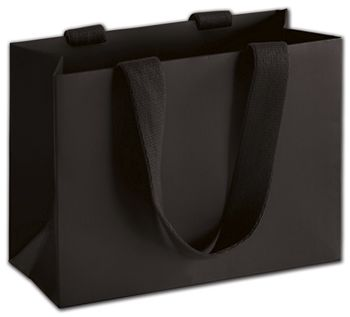 Black 5th Ave Euro-Shoppers, 8 x 3 1/2 x 6