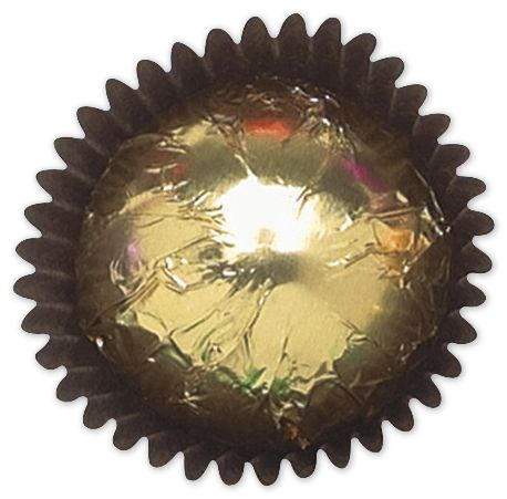 Foil Candy | Gold Foil Candy Sheets | 65-44-GOL by Bags & Bows