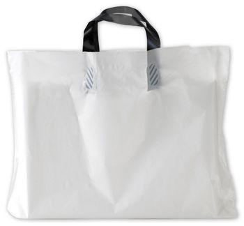 White AmeritoteTM Food Service Bags, 16 x 8 x 11