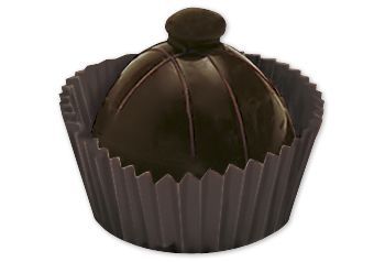Chocolate Candy Cups, 1 1/4 x 3/4
