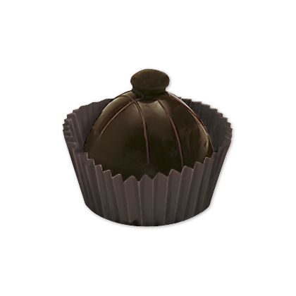Chocolate Candy Cups, 1 1/4 x 3/4""
