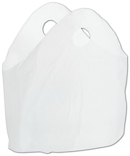 "White Wave Bags, 21 x 18 + 10"" Bottom Gusset"