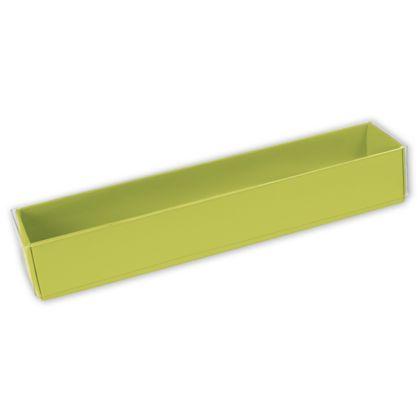 Pistachio Colored Boxes with Lids, 5-Piece