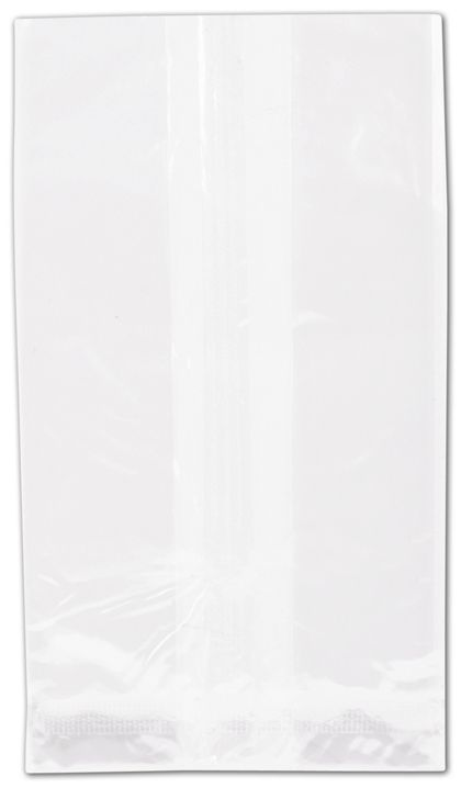 NatureFlex TM Biodegradable Clear Cello Bags, 5 3/4x7 3/4""