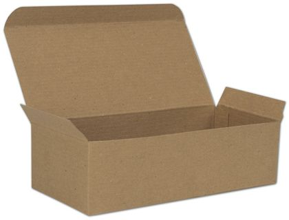 Kraft One-Piece Candy Boxes, 7 x 3 3/8 x 2""