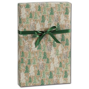 Opulent Tree Gift Wrap, 30