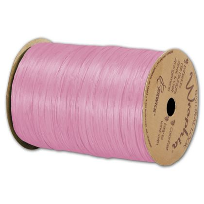 "Matte Wraphia Azalea Ribbon, 1/4"" x 100 Yds"