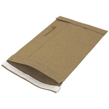 Natural Kraft Jiffy Self-Seal Padded Mailers, 8 1/2x14 1/2