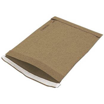 Natural Kraft Jiffy Self-Seal Padded Mailers, 9 1/2x14 1/2
