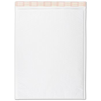 White Self-Seal Bubble Mailers, 14 1/4 x 20