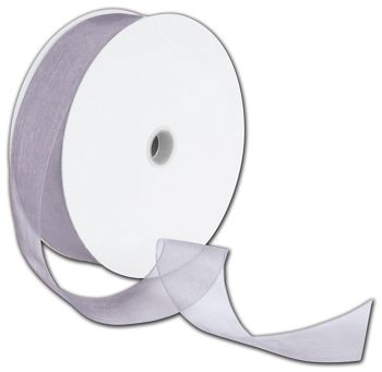 Sheer Organdy Whisper Ribbon, 1 1/2