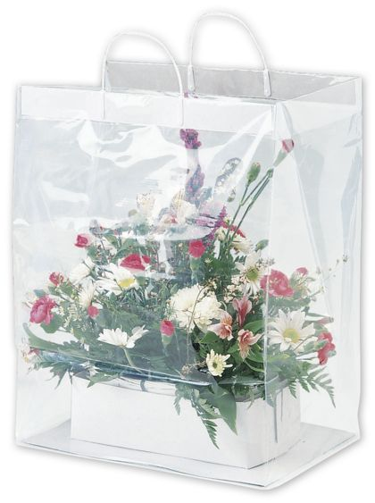Floral Packaging Bags, 13 x 11 x 19""